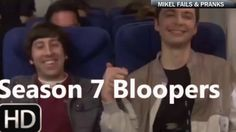 The Big Bang Theory | Blooper Reel AND Funny Moments |1