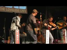 Amazing Bluegrass band called Mountain Heart and a very good friend of mine named Josh Shiling is there singer...hes a beast and I couldn't be prouder...little f**ker. ;)