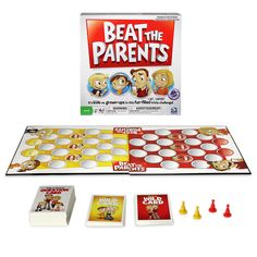 Amazon.com: Beat The Parents Board Game: Toys & Games