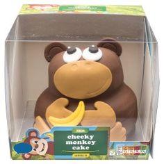 Tesco Cheeky Monkey Cake