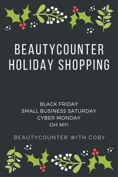 Beautycounter Holida