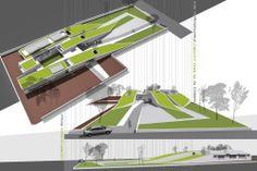 In Progress: Green Roof Residence / LIJO RENY architects