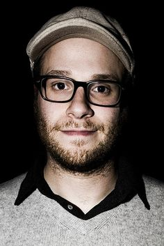 Ok, so I know he's not your typical heart throb type, but I have a major crush on Seth Rogan!