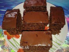 Perník+s+džemom+a+čokoládou
