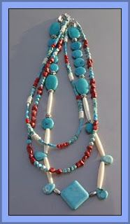 The Wonderful World of Gemstones: please vote for my Design. https://www.shopbevel.com/index.php/vote/southwestern/435-turquoise-coral-necklace