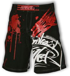 MMA shorts provides information and reviews of mixed martial arts clothing and fight gear