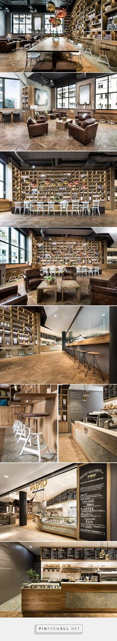 pano brot & kaffee in stuttgart designed by dittel | architekten - created via http://pinthemall.net