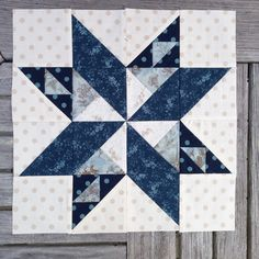 2014 Mystery Designer Quilt;  June 2014-May 2015; bloc 5