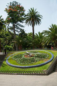 Flower Clock, Santa Cruz de Tenerife●❥ʜᴀᴅᴀᴄᴀʀᴏʟɪɴᴀ❥●
