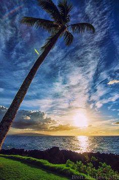Kihei Sunset, Maui, Hawaii