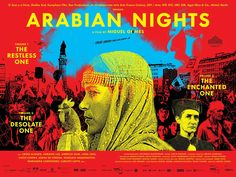 To close out their first year, the Poster Boys reflect on theatrical film poster design in sharing some of the pieces that caught their eye throughout the Best Movie Posters, Film Posters, Arabian Nights, Cannes Film Festival 2015, Cannes 2015, Night Film, Film Poster Design, Poster Boys, Recent Movies