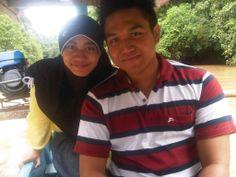 Happy birthday me! Dikasi kado jalan2 ke Green Canyon, Pangandaran uwuwuw. Love you ayah :*