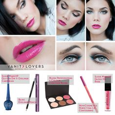 Cerchi i prodotti giusti per realizzare un makeup simile? Eccoli! http://www.vanitylovers.com/?utm_source=pinterest.com&utm_medium=post&utm_content=vanity-home&utm_campaign=pin-vanity