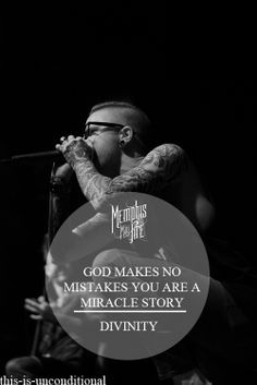 Divinity // Memphis May Fire.. Love this song!