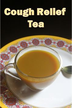 Flu Remedies Cough Relief Tea Recipe - Kashayam for Cold Cold And Cough Remedies, Natural Asthma Remedies, Flu Remedies, Cold Home Remedies, Flu Cough, Home Remedy For Cough, Tea For Cough, Tea For Flu, Health