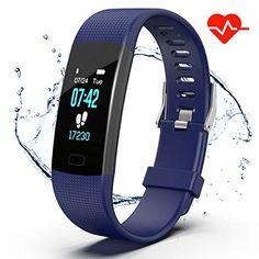 Men's Watches Competent 2019 Male New Smart Bracelet Color Screen Heart Rate Blood Pressure Multi-function Sports Women Waterproof Bracelet Men Watch