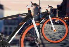 Desde siempre la bicicleta de carretera ha sido la mejor amiga del amante del deporte de fondo, stickerizar y pedalear!