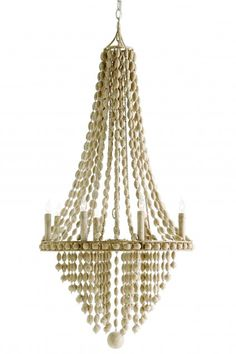 Sanabel Chandelier....I LOVE Nautical, but I know placement & too MANY accessories clutter a space (& outfit...sometimes) so I feel like I'll be able to create a nice nautical space that isn't terribly tacky in my home. :D I'm convincing myself, so my reality will match up with that belief anyway! HAHA!