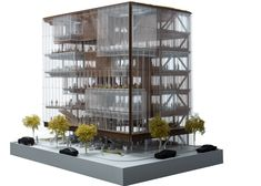 SHoP Architects unveils designs for Uber's San Francisco HQ