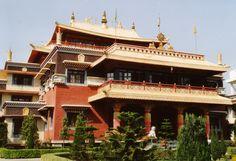 Sarnath: (formally Isipathana) where Gautama Buddha delivered his first teaching.