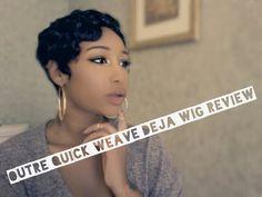 Outre Quick Weave Deja Wig Review
