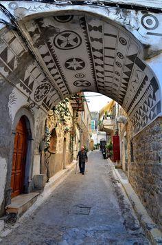 Take A Walk, Chios, Greece *