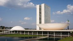 [pt]Congresso Nacional, Brasília, Distrito Federal / Foto: Beto Garavello / LUME[/pt] [en]The National Congress Brasilia, Distrito Federal / Photo: Beto Garavello / LUME[/en] [es]El Congreso, Brasilia, Distrito Federal / Foto: Beto Garavello / LUME[/es]