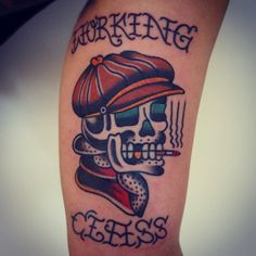 tattoo old school della working class - Cerca con Google