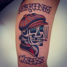 tattoo old school della working class - Cerca con Google