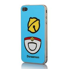 Blue Background #Doraemon Relief for #iPhone4S