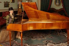 Haydn Festival Eisenstadt - Viviana Sofronitsky Haydn and schubert on new pianos. Pianos by Paul Mcnulty after a. Walter, c. Count and j.a.stein