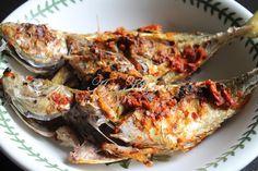 Azie Kitchen: Ikan Bakar Bercili