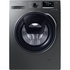 Buy Samsung AddWash Washing Machine, Load, A+++ Energy Rating, Spin, Inox from our Washing Machines range at John Lewis & Partners. Free Delivery on orders over Samsung Washing Machine, Household Budget, Washer And Dryer, Spinning, Laundry, Home Appliances, Stuff To Buy, Graphite, Nest