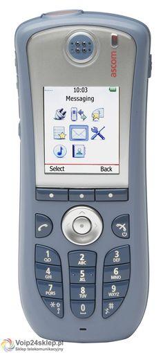 Telefon Wifi Ascom i62