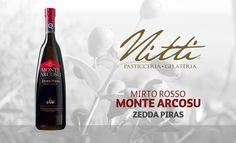 Mirto Rosso Monte Arcosu Zedda Piras