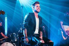 Adam Lambert — AppleMusic