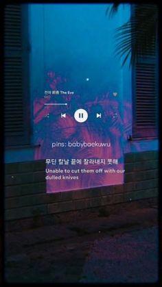Eve Music, Music Mood, K Pop Music, Mood Songs, Exo Promise Lyrics, Eve Songs, Heaven Song, Exo For Life, Pop Lyrics