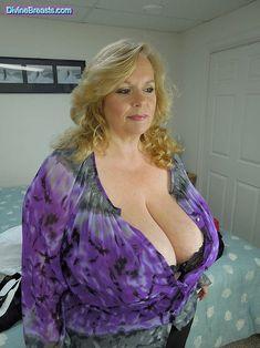 Big natural british boobs mature madam