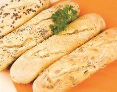 Selské bagety (pro domácí pekárny)