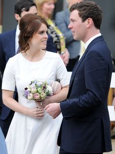 Mark Stewart on Twitter: Princess Eugenie and boyfriend Jack Brooksbank