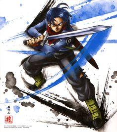 Akira Toriyama, Toei Animation, Dragon Ball, Trunks