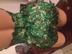 Poison Ivy Handmade costume