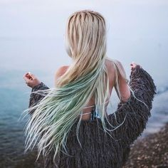 Mermaid hair - http://simplysunsigns.com/