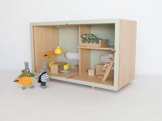 Eco Maison 100 % hêtre massif 100 % coton bio by encore ! www.encorejouets.com