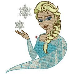 Download Free elsa 4 Machine Embroidery ~ embroidery free download