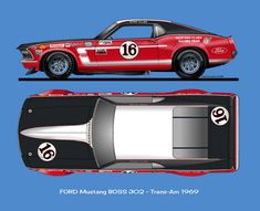 Ford Mustang Boss 302 - New Ideas 67 Ford Mustang, Mustang Boss 302, Mustang Cars, Ford Gt, Ford Emblem, Us Cars, Sport Cars, Race Cars, Muscle Cars