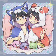 Karamatsu & Osomatsu
