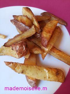 frites au four légères et croustillantes 04