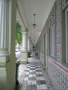 Old world charm, Jalan Besar - Singapore