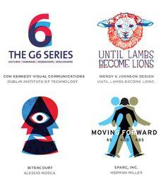 L'anaglyphe est une image imprimée pour être vue en relief, à l'aide de deux filtres de couleurs différentes (lunettes 3D).    C'est la stéréoscopie qui permet à notre cerveau d'utiliser le décalage entre nos deux yeux pour percevoir le relief. C'est un clin d'oeil à la 3D, qui est de plus en plus présente dans nos vies (Cinéma, télé…). Ce type de logo est souvent utilisé par des sociétés en rapport avec le travail de l'image.
